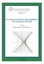 Funzioni e finzione dell'iperbole tra scienze e lettere_Barsi_Boccali_Cover
