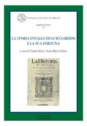 La storia d'Italia di Gucciardini e la sua fortuna_Berra_Cabrini_cover
