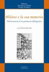 Milano e la sua memoria_Valorizzazione di un patrimonio bibliografico_Bonomelli_01