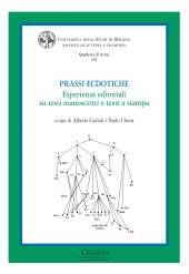 Prassi Ecdotiche_Cadioli_Chiesa_cover
