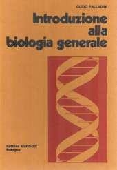 Introduzione alla biologia generale_Palladini_copertina