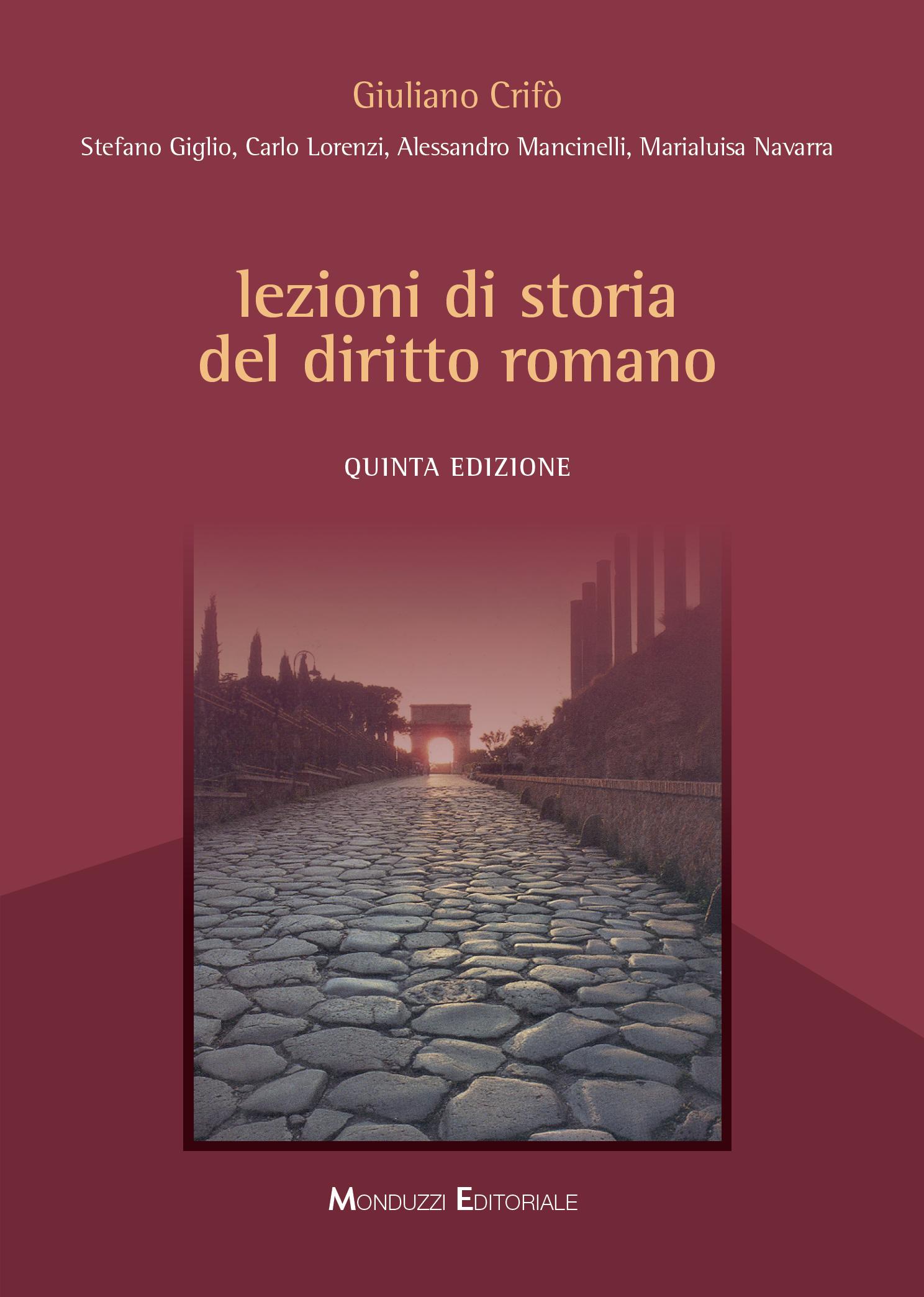 lezioni-storia-diritto-romano-crifò