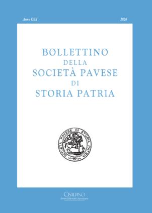 Bollettino della Società Pavese di Storia Patria 2020